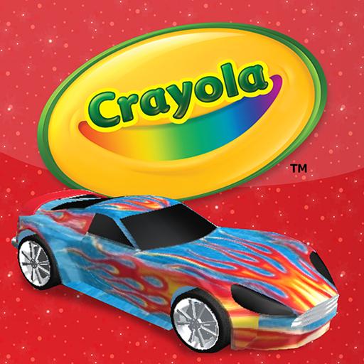 Crayola Design & Drive -