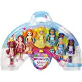Barbie Dreamtopia Rainbow Cove 7 Set regalo bambola Chelsea
