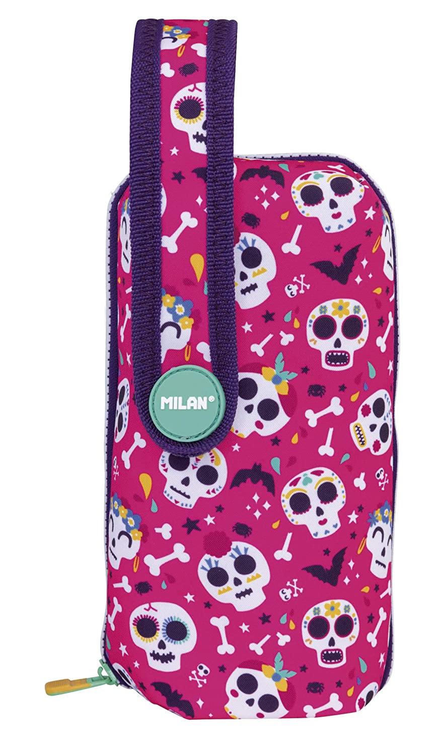 Shimmer and Shine 55255 Jewel Round Pencil Case