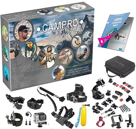 Campro Extreme – Pack completo de accesorios deportivos para ...