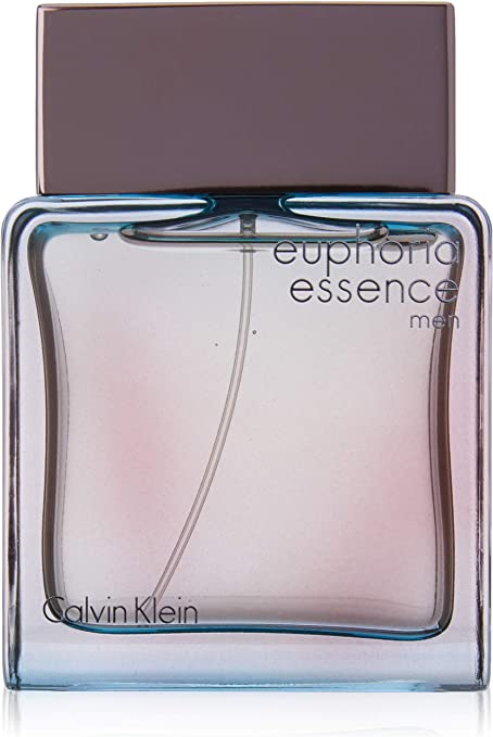 Eau de toilette Euphoria Essence de Calvin Klein para hombre, 1 unidad (100 ml): Amazon.es: Belleza