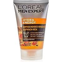 L'Oréal Paris Expert Hydra Energy Ansiktstvätt för Män, 100 ml