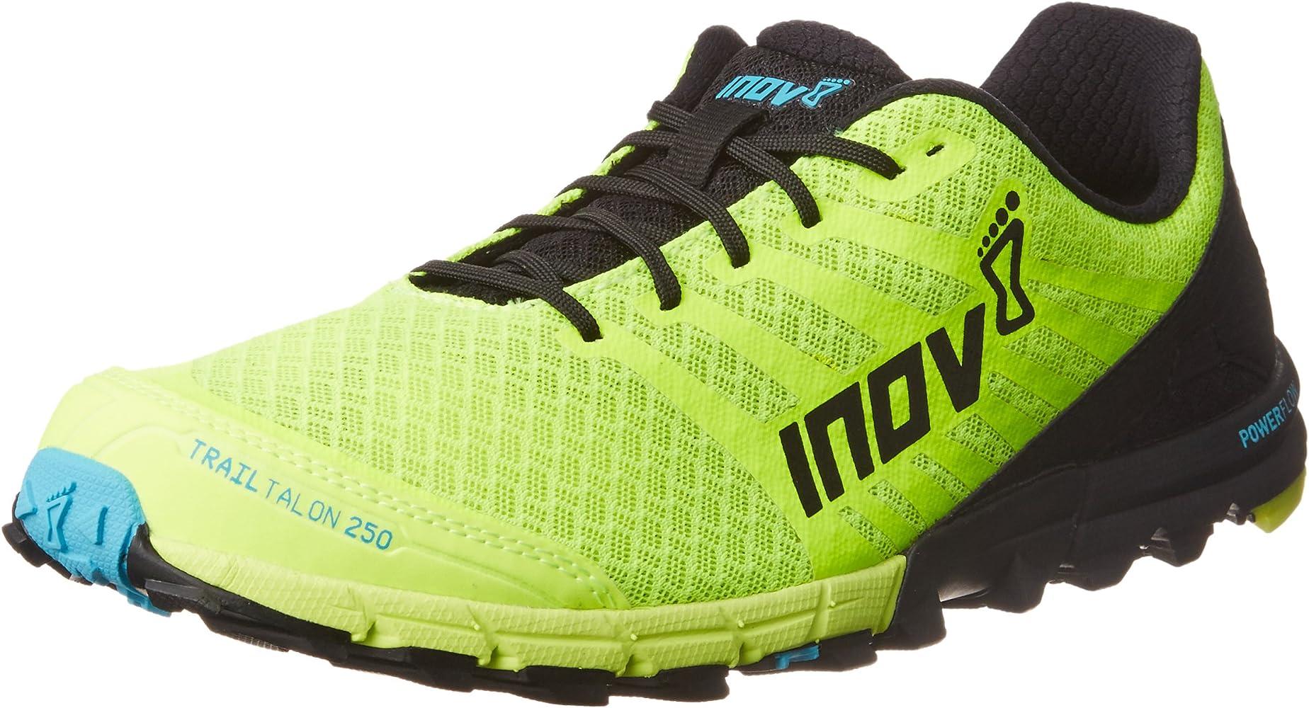 Inov-8 - Zapatillas para Correr en montaña para Hombre Amarillo Amarillo 10.5 UK, Color Amarillo, Talla 47 EU ...