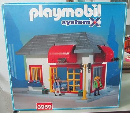 Amazon.com: Playmobil City Life – Pequeña Casa: Toys & Games