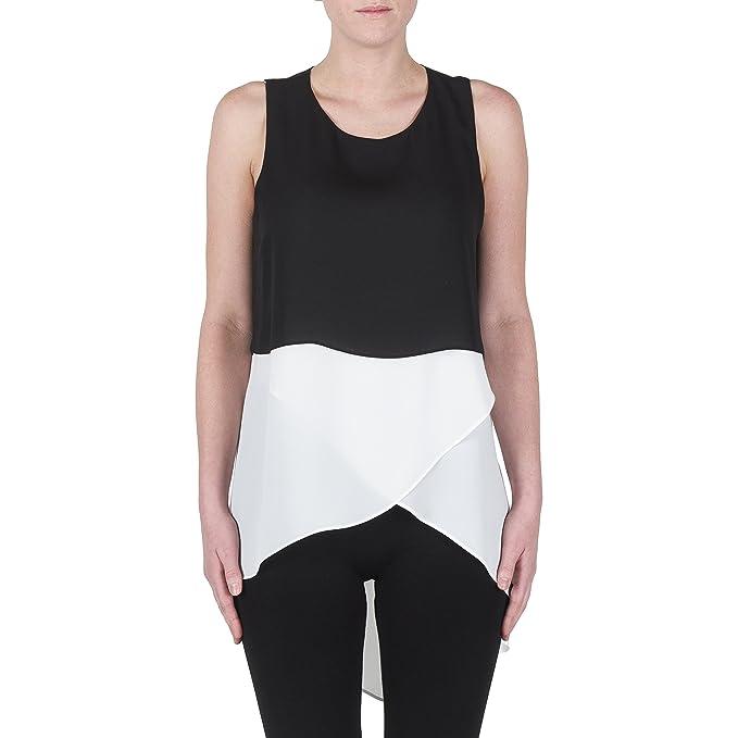 005455f107f Joseph Ribkoff Tunic Style 172284 (8, Off White/Black): Amazon.ca ...