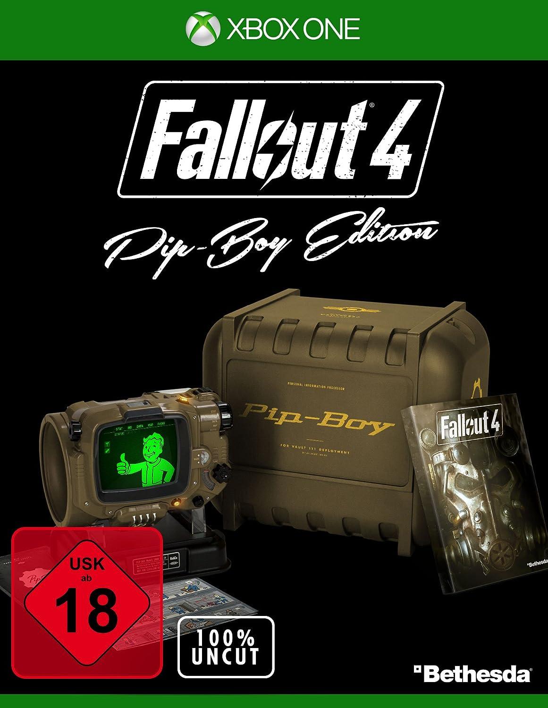 Fallout 4 Uncut - Pip-Boy Edition [Importación Alemana]: Amazon.es ...