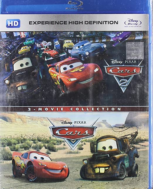 Amazon in: Buy Cars/Cars 2 (Combo) DVD, Blu-ray Online at