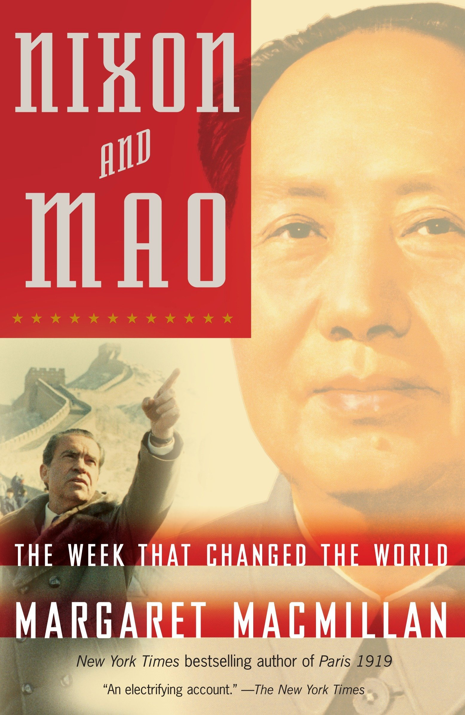 Mao Baby Music Cellular Phone Nixon And The Week That Changed World Margaret Macmillan Books