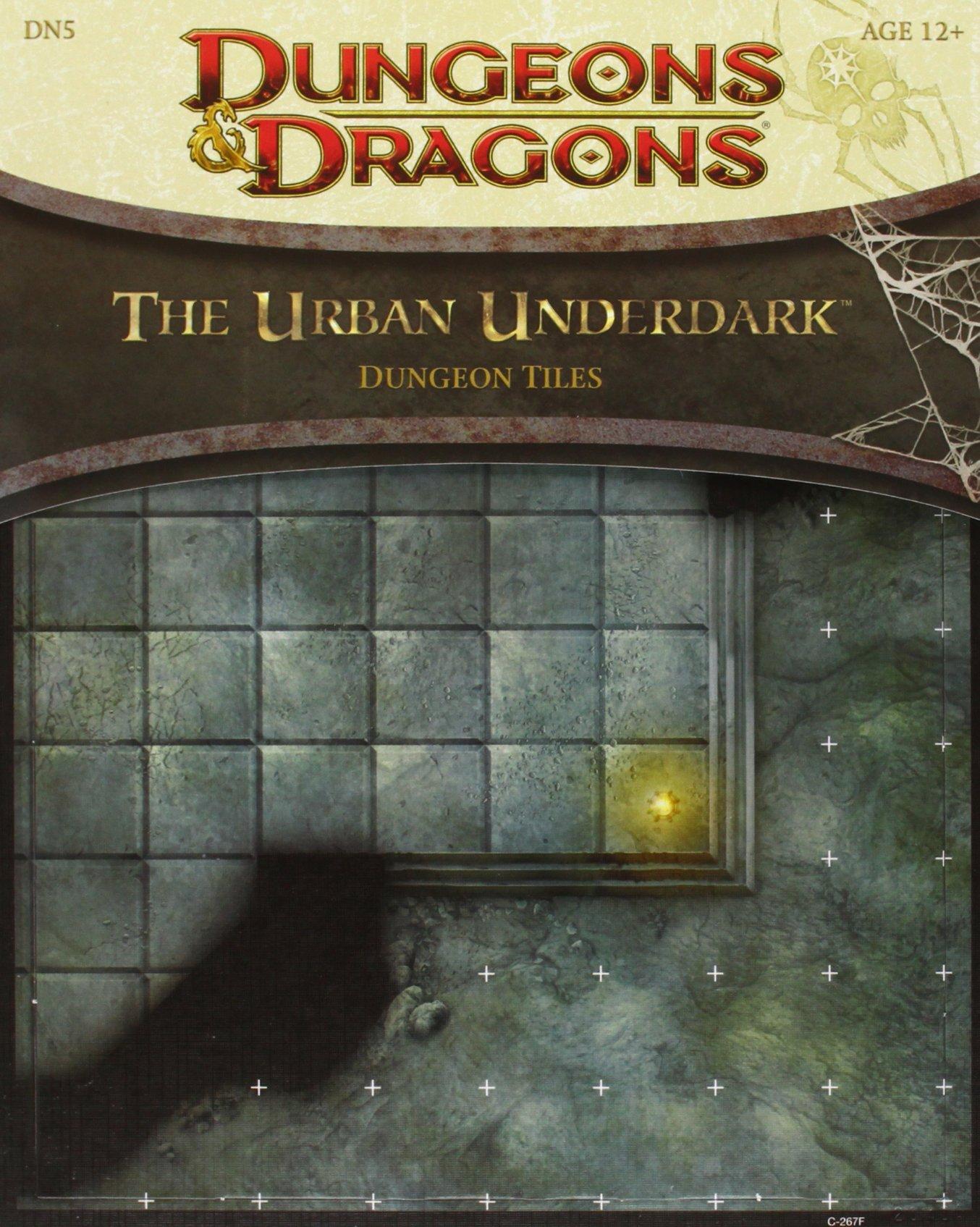 The Urban Underdark - Dungeon Tiles (Dungeons & Dragons): RPG Team ...
