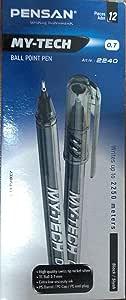 pack of pens My Tech black color