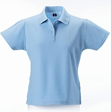 Russell Womens Classic Cotton Polo