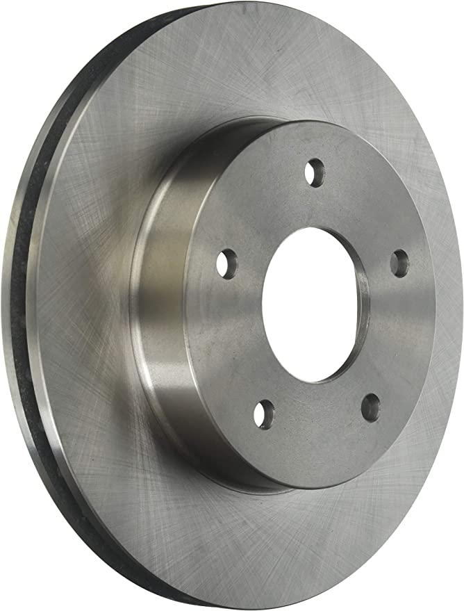 ACDelco 18A1593A Advantage Non-Coated Rear Disc Brake Rotor