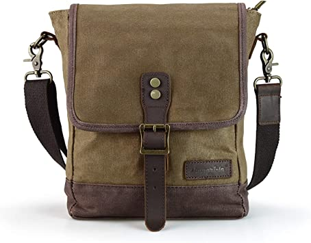 Womens Mens Cross Body Shoulder Bags Casual Travel Messenger Sling Bag Satchel