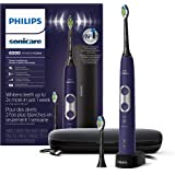 Philips Sonicare ProtectiveClean 6500 Rechargeable Electric Toothbrush with Charging Travel Case and Extra Brush Head…