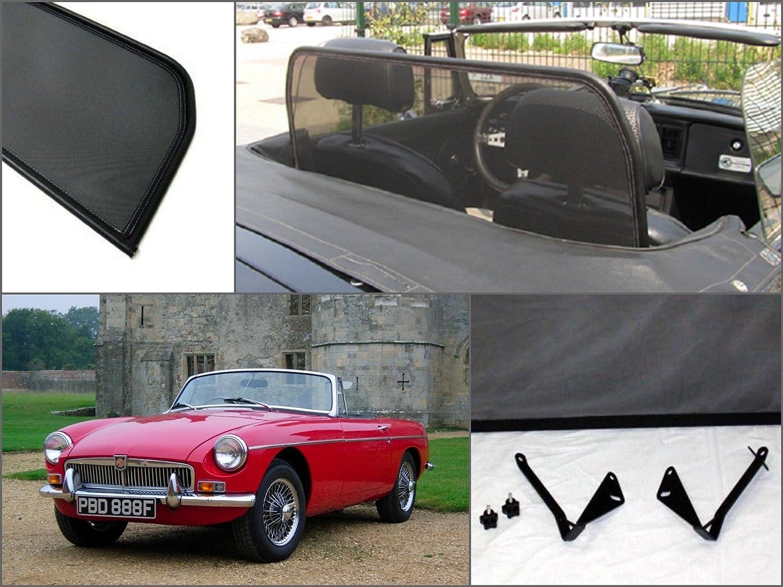Filet Anti-Remous Coupe de vent MGB MG B 1962 - Dé flecteur de Vent K & R