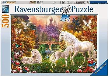 Magic River 500 Piece Jigsaw Puzzle