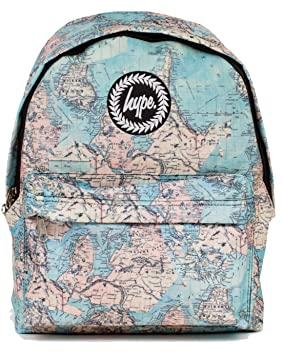 Hype backpack rucksack bag maps amazon luggage hype backpack rucksack bag maps gumiabroncs Image collections