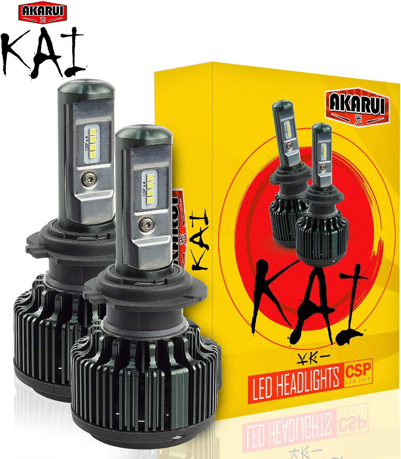 KAI AKARUI LED Headlight Bulbs