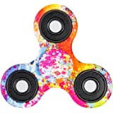 For Fidget Spinner, DigiHero Finger Spinner Fidget Toy with High Speed Ceramic Bearing, EDC Focus Toy Great for ADD, ADHD, Anxiety, Killing Time. 1.5-3 Minute Average Spins