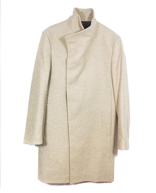 Zara Men Coat with Asymmetric Collar 4150 787 (X-Large)  Amazon.ca ... 2f79f7fe0cba3