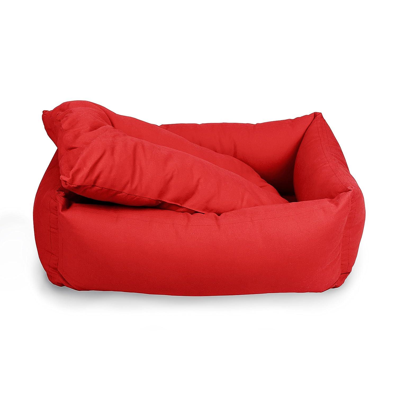Astounding Martha Stewart Brushed Canvas Cuddler Pet Bed Machost Co Dining Chair Design Ideas Machostcouk