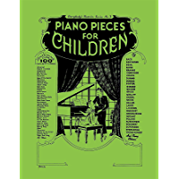 Piano Pieces for Children (Everybody's Favorite Series, No. 3) book cover