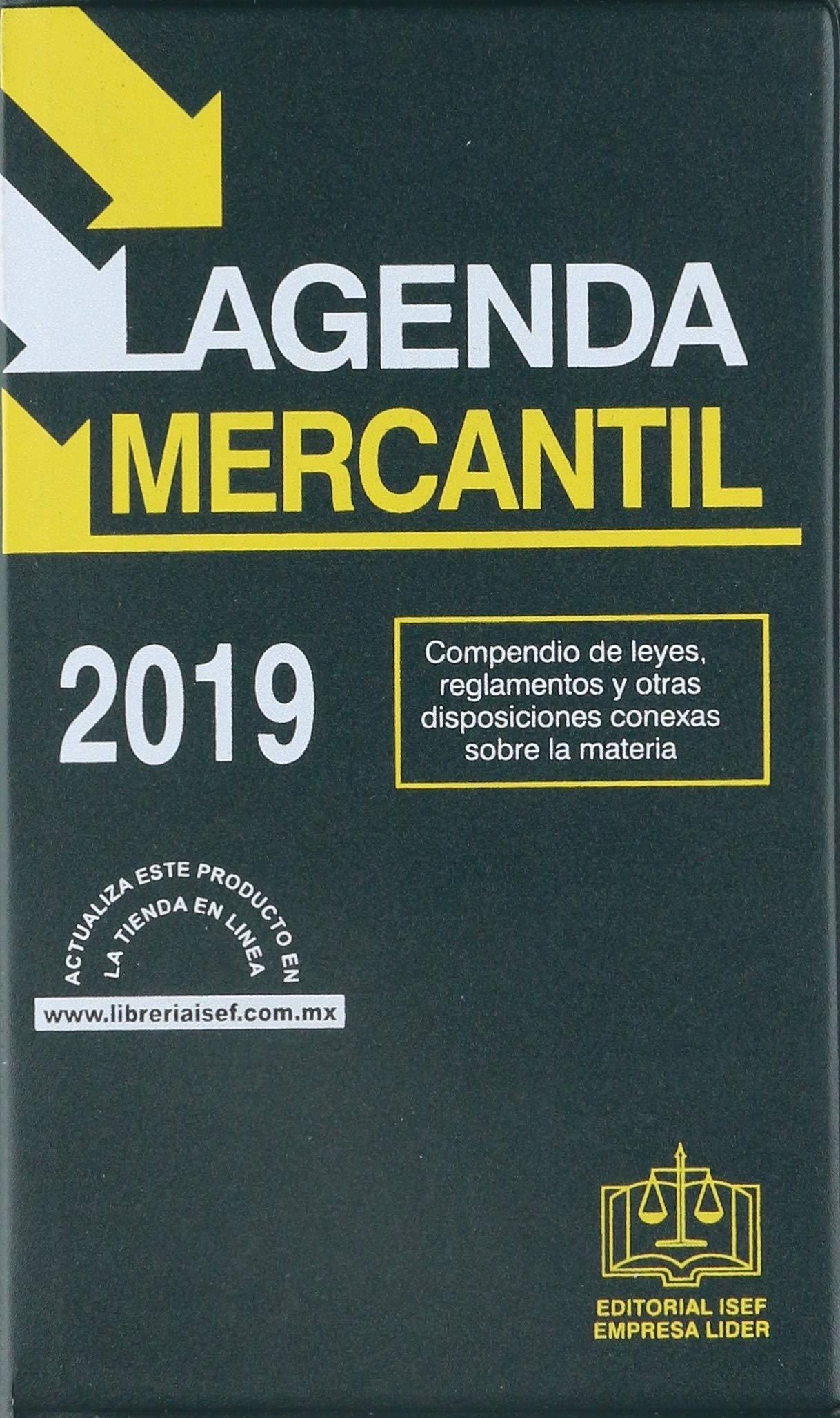 AGENDA MERCANTIL 2019: EDICIONES FISCALES ISEF ...