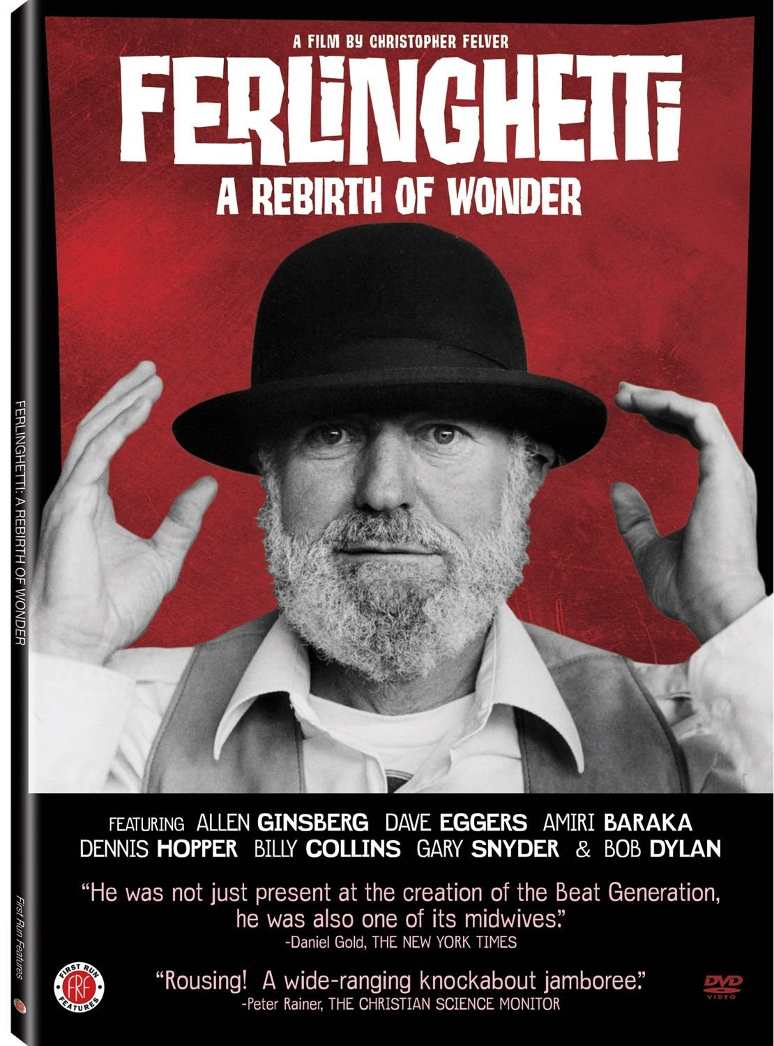 DVD : Dave Eggers - Ferlinghetti: A Rebirth Of Wonder (Widescreen)
