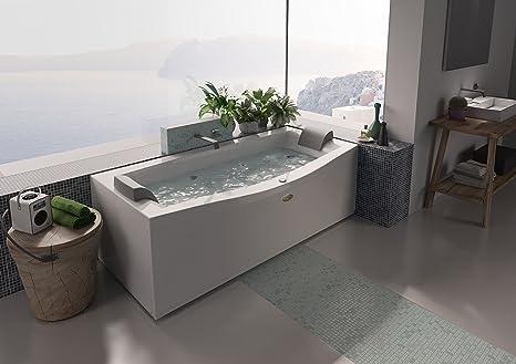 Vasche Da Bagno Jacuzzi Confronta Prezzi : Jacuzzi the essentials vasca idromassaggio