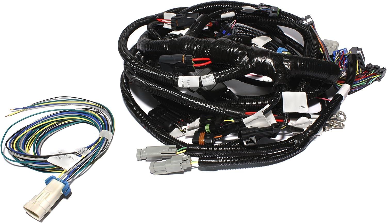 Amazon.com: FAST 301000 XFI 2.0 ECU Kit, XFI 2.0 Main Harnesses, Dodge 5.7/6.1/6.4  HEMI: Automotive