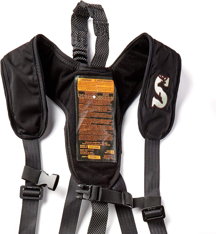Summit Treestands Men/'s Sport Safety Harness