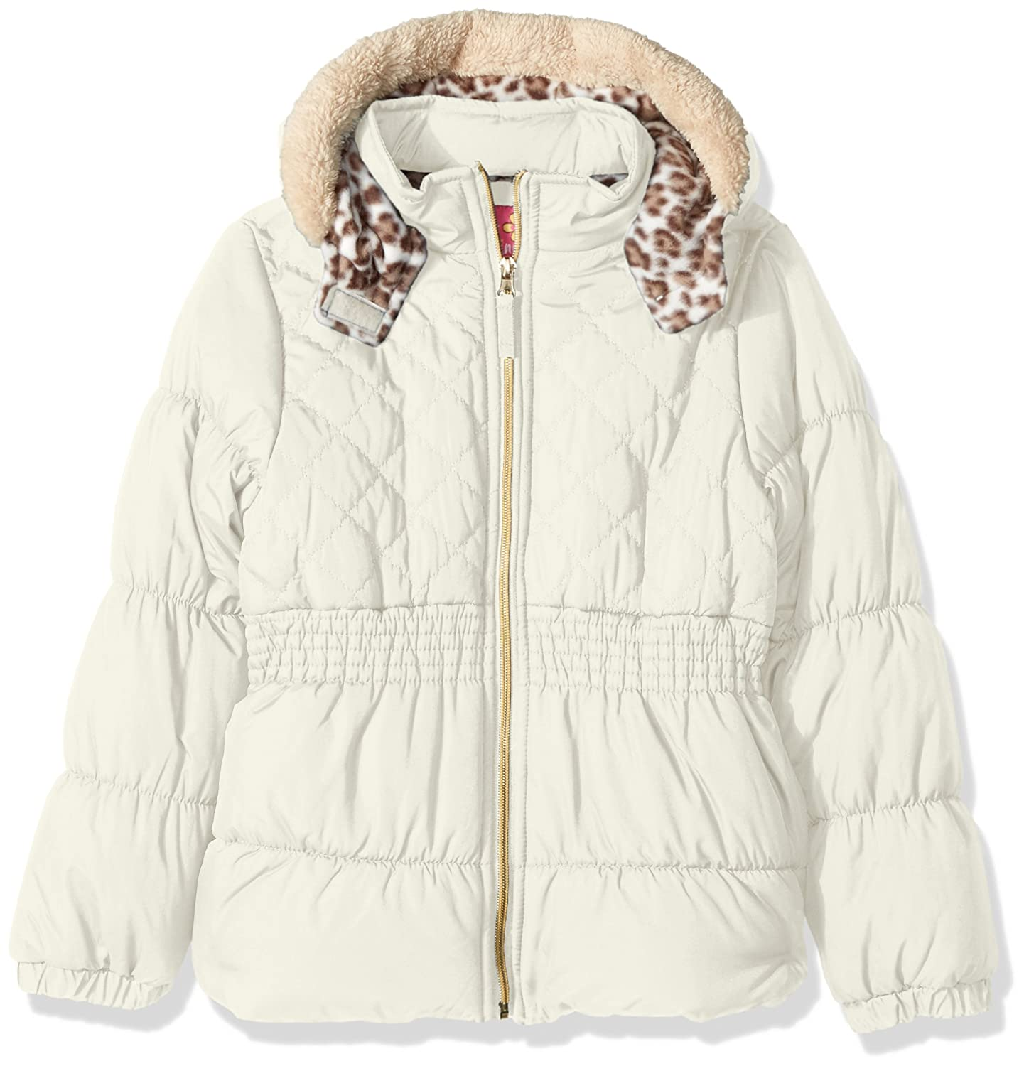 Pink Platinum Girls Cool Quilted Puffer