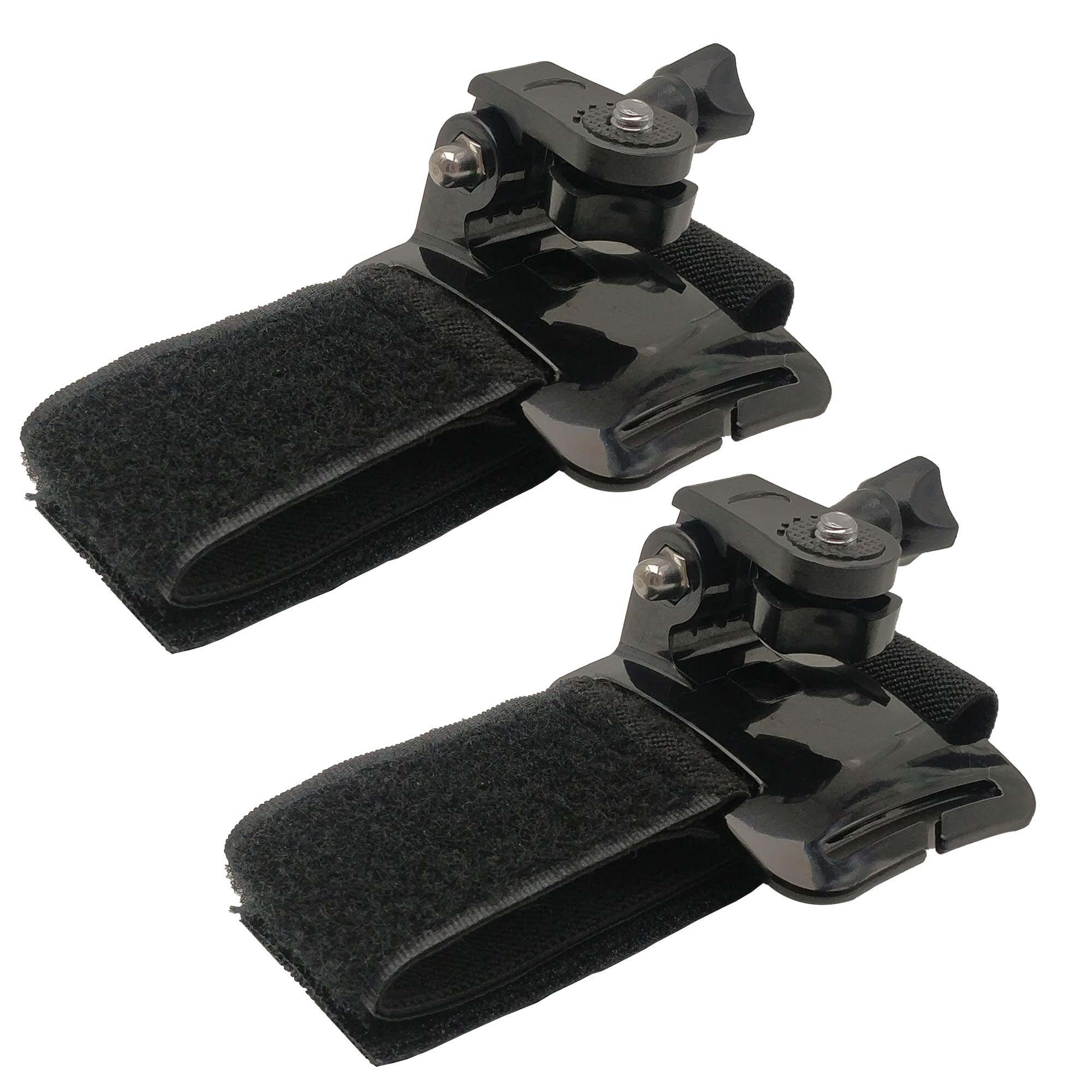 [2 Pack] Orzero Stand Strap mount For HTC VIVE Tracker 2017/2018 (HTC VIVE Tracker not included), Firm bracket, Precision full-body tracking for VR and Motion Capture[Lifetime Replacement Warranty]