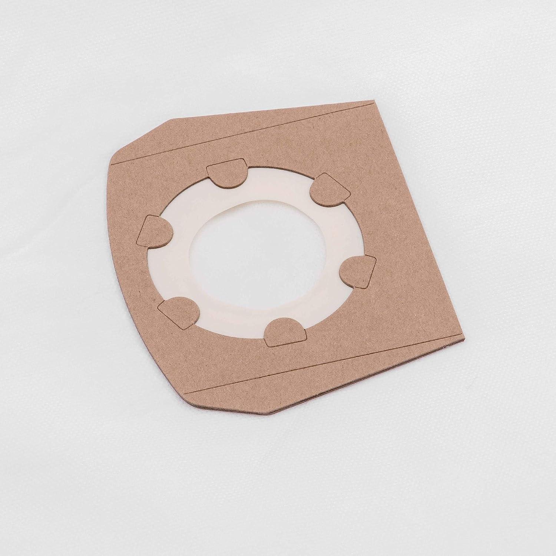 vhbw 5 sacs micro fibres non tiss/ées volume de 30l pour aspirateur K/ärcher MV 6 P Premium Renovation Kit NT 25//1 Ap NT 27//1 Advanced