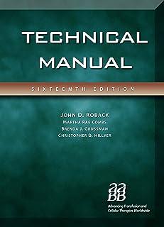 technical manual 17th edition 9781563953156 medicine health rh amazon com aabb technical manual 15th edition free download aabb technical manual 16th edition