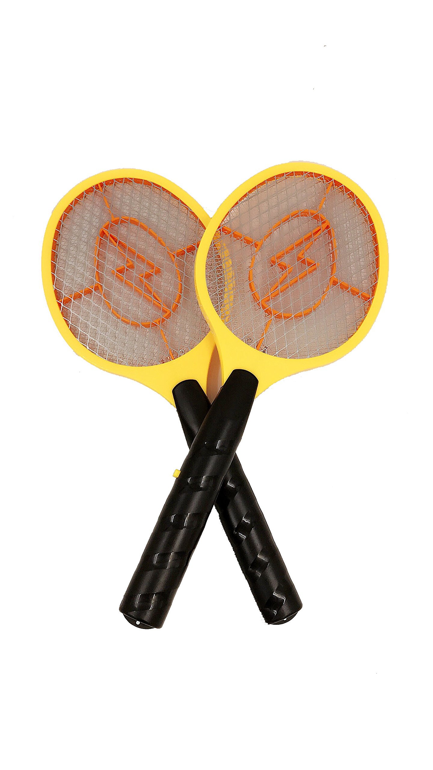 2 PCS of The Amazing Handheld Bug Zapper, Bug Fly Mosquito Zapper Swatter Killer by TruePower (Image #2)