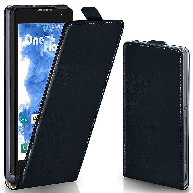 2 opinioni per Cover OneFlow per LG Leon Custodia con magnete   Flip Case Astuccio Cover per