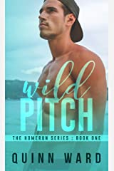 Wild Pitch: An M/M Friends to Lovers Sports Romance (Homeruns Book 1) Kindle Edition