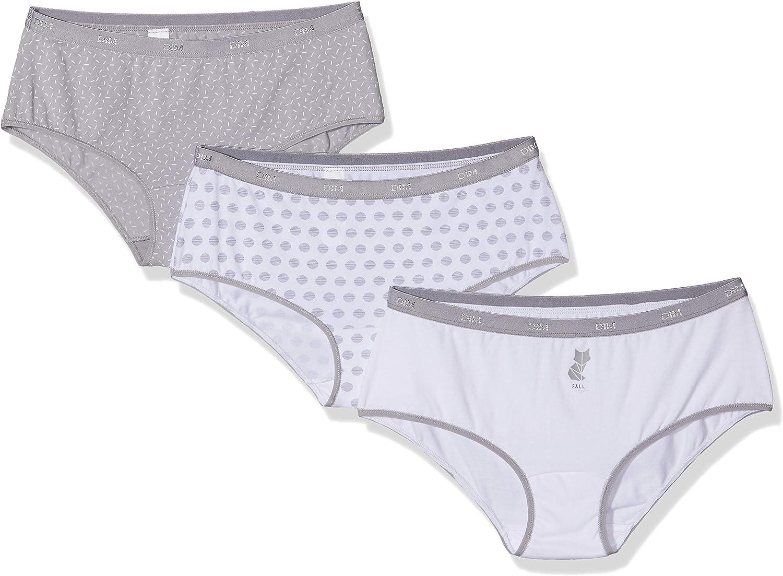para Mujer Pack de 3 Dim Culotte