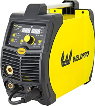 Weldpro 200 Amp Inverter Multi Process Welder Machine