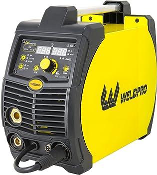 Weldpro 200 Amp Inverter Multi Process Welder Machine