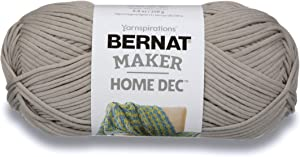 Bernat Maker Home Dec Yarn, 8.8oz, Guage 5 Bulky Chunky, Clay