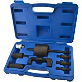 Diesel common rail injector / puller / extractor set slide hammer 9pc CDI AT555