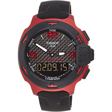 powerful Tissot T-Race Touch