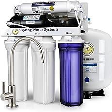 Under Sink Water Filters Amazon Com Kitchen Amp Bath