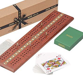 Cribbage de mesa y cartas