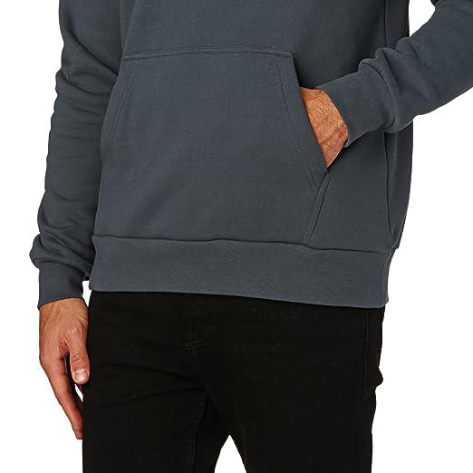 Etnies Icon - Sudadera con capucha para hombre, color azul marino, talla L: Amazon.es: Ropa y accesorios