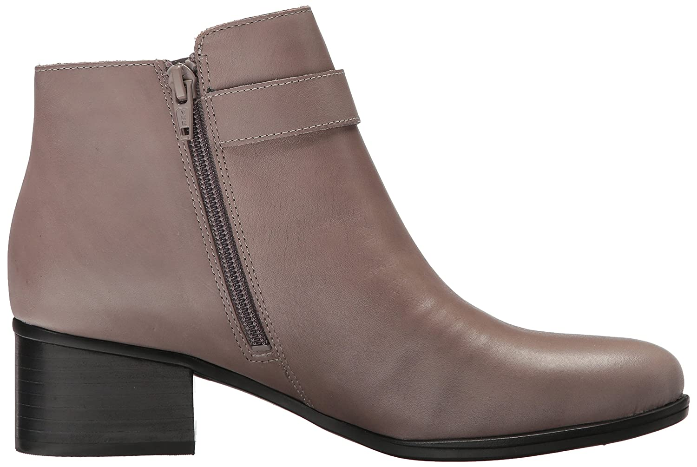 Naturalizer Women's Dora Ankle Bootie B06X3WS32H 8.5 W US Grey