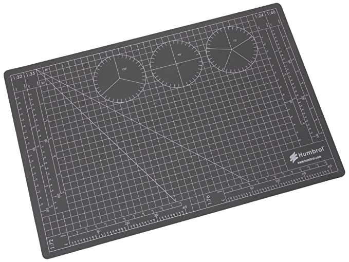 Humbrol - AG9157 - Accessoire - Maquette - Tapis A3 pour Découpe