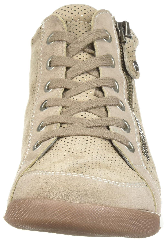 ara Women's 8.5 Rylee Fashion Sneaker B074Z39D8T 8.5 Women's B(M) US|Taupe Puntikid c87873